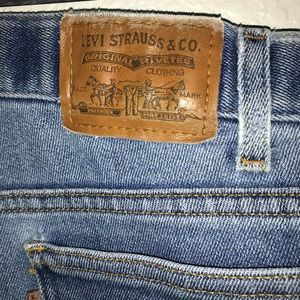 Levi's 40 x 29 Vintage Vibes Faded 5 pocket button